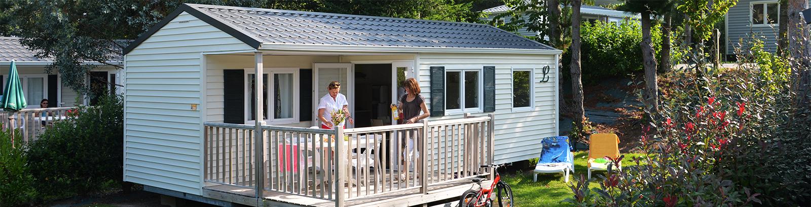 Comfort vakantie in Cottage Pacifique