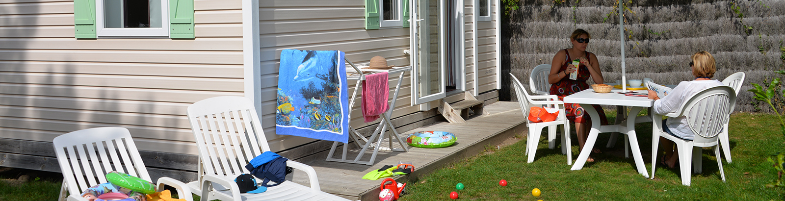 Budget vakantie in Cottage Penty