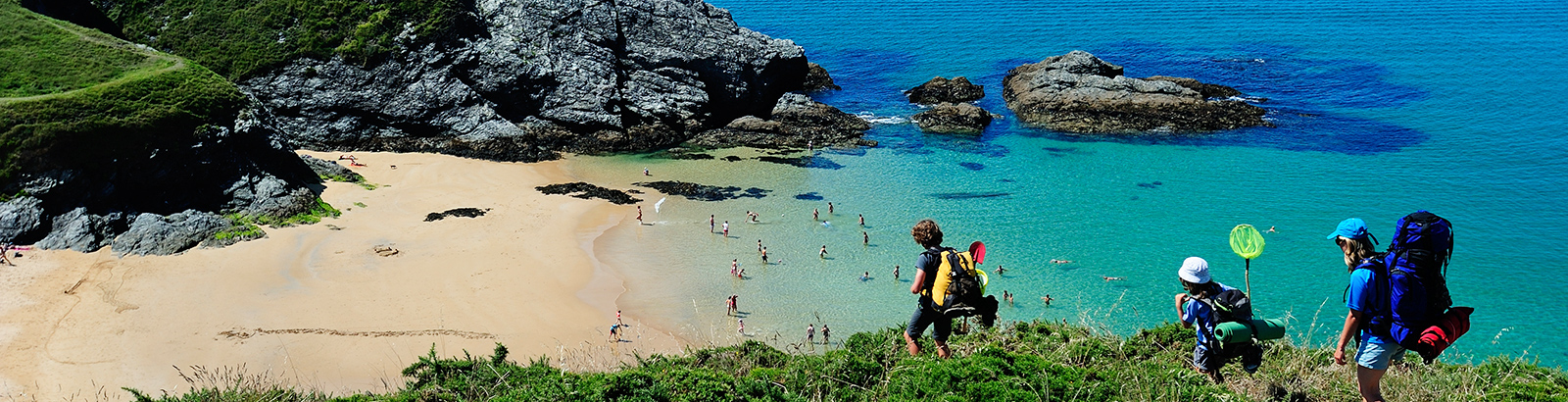 Belle-Ile en Mer : Beautiful Island, the largest off Brittany