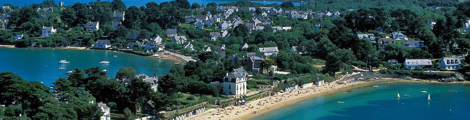 Golf von Morbihan : Eine der schönsten Buchten der Welt