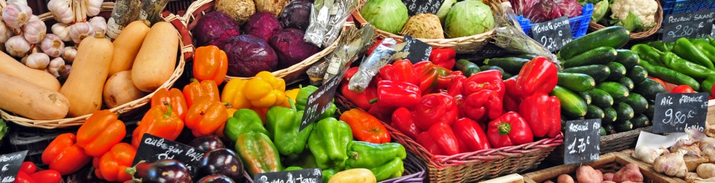 Breton producten op lokale markten