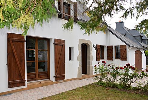 Villa de la Plage à Larmor Baden