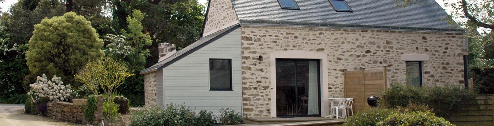 Studio l'Etable Ferienhaus für 2