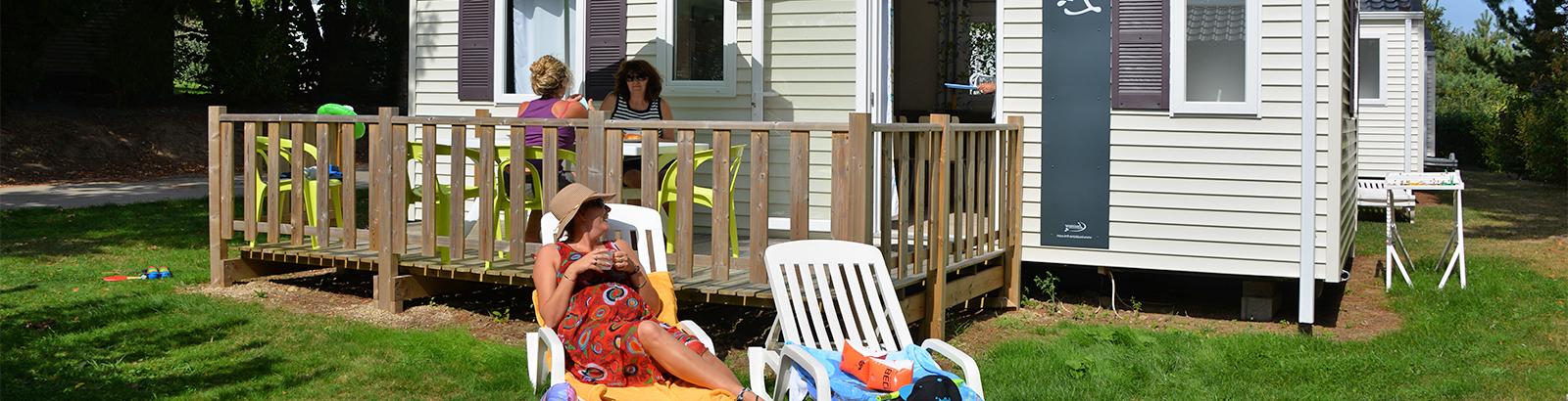 Familienurlaub Ty Meur für 4/6 Personen