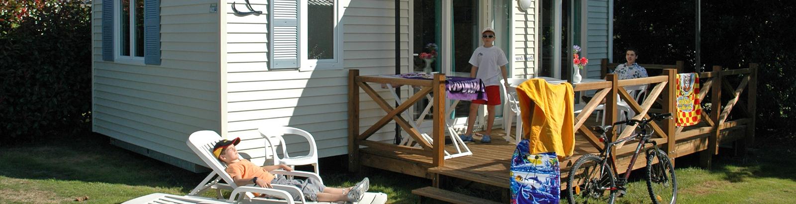 Familienurlaub : Cottage Dolmen für 6