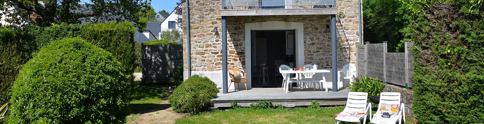 La Grange Ferienhaus für 4 Personen