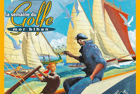 Semaine du Golfe 2017 Golf von Morbihan-Festwoche Unterkunft