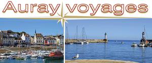 Auray Voyages excursions pour Belle-Ile