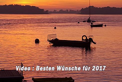 Video : Besten Wünsche für 2017