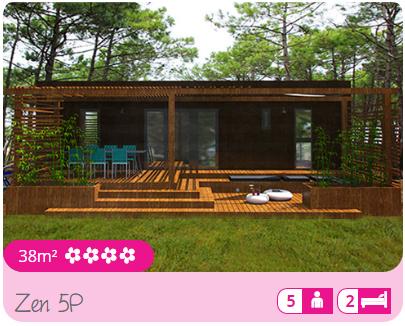 Cottage Zen nouveauté 2017