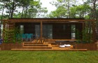 Le nouveau cottage Zen avec sa terrasse