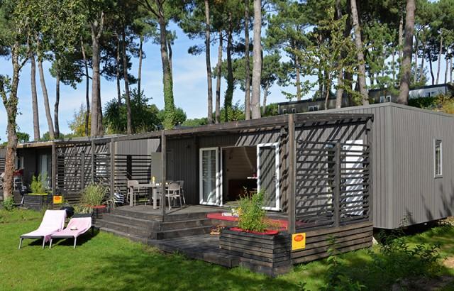 Nouveau cottage Zen