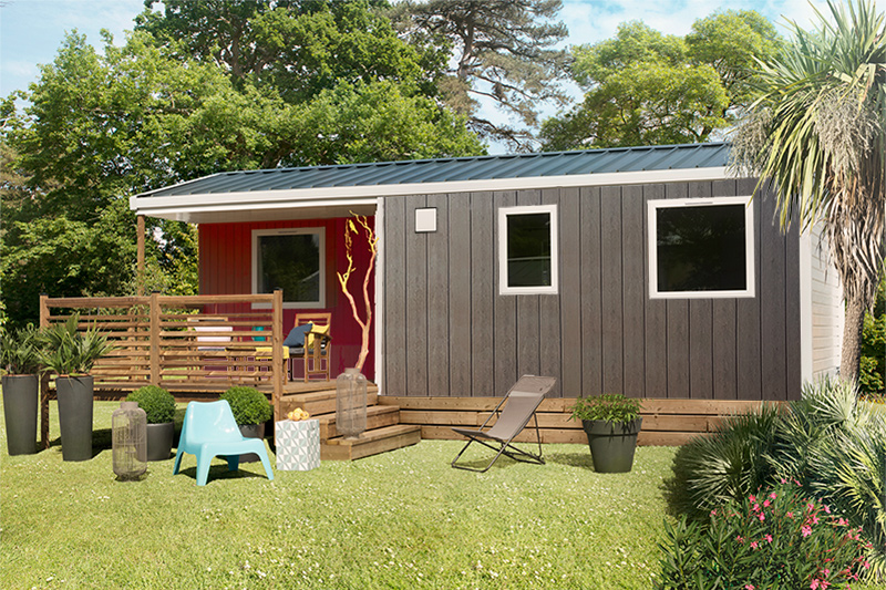 Cottage Atlantique pour 4 personnes - Campingplatz in Baden