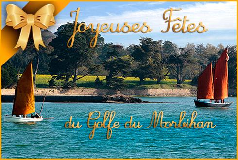 Joyeuses Fêtes du Golfe du Morbihan