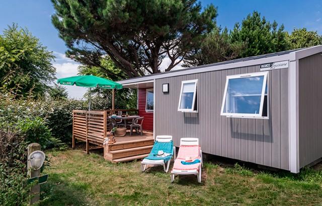Cottage Atlantique avec terrasse couverte