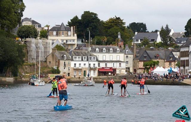 Morbihan Paddle Trophy Golfe du Morbihan