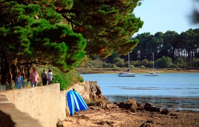 Balade autour du Golfe du Morbihan © Morbihan tourisme
