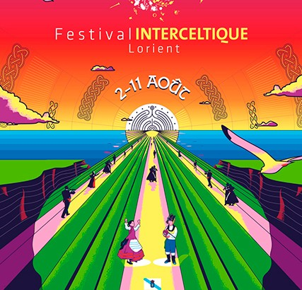Festival interceltique in Lorient