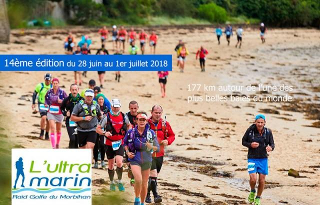 L'Ultra Marin Raid du Golfe du Morbihan 29 juin - 1 juillet