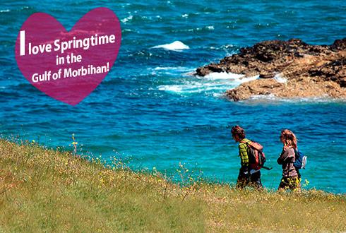 I love Springtime in the Gulf of Morbihan