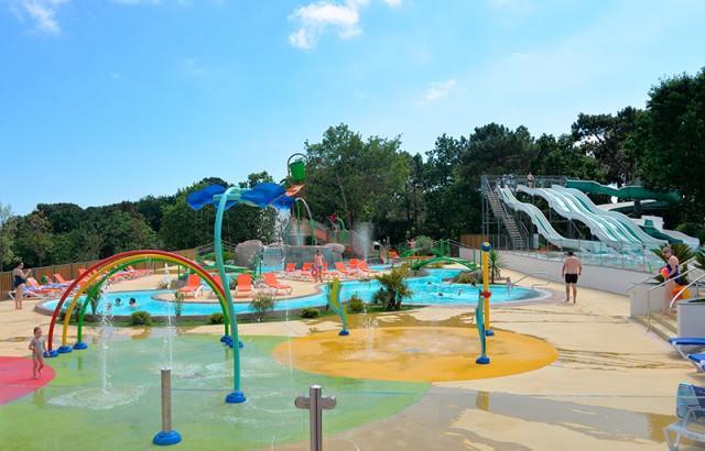 Le nouveau parc aqualudique