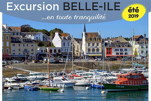 Excursion à Belle-Ile avec Auray Voyage