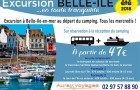 Excursion à Belle-Ile en Mer