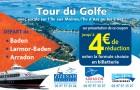 Tour du Golfe avec Izenah CroisièresTour du Golfe avec Izenah Croisières