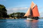 Vieux gréements sur le Golfe du Morbihan Ronan Glanu