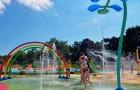 Délices au nouveau parc aqualudique