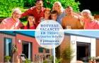 Vacances en tribu famille nombreuse