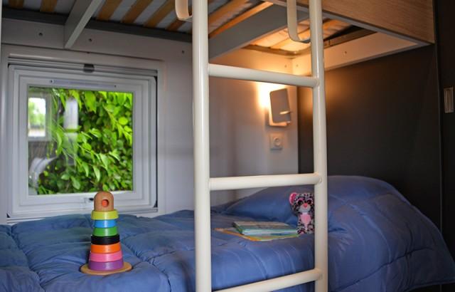 Chambre enfants Patio Belle île 3 chambres