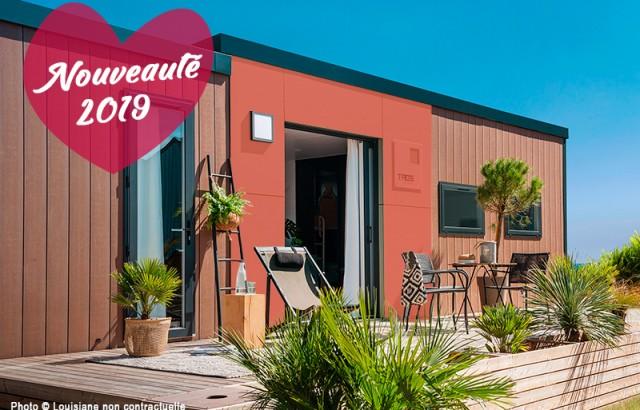 Nouveau Patio Quartier Belle-île 3 chambres pour 6 personnes