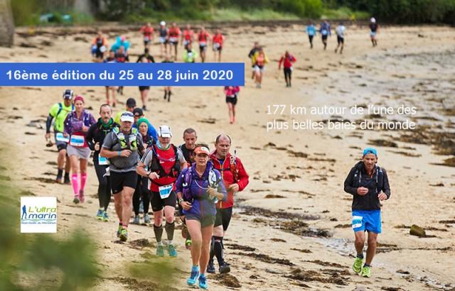 Ultra Marin 2020 tour du Golfe du Morbihan