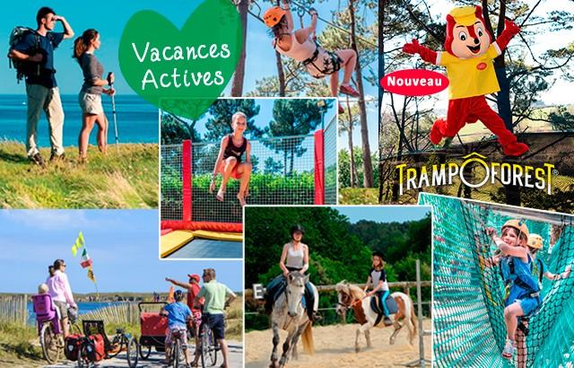 Vacances actives dans le Golfe du Morbihan