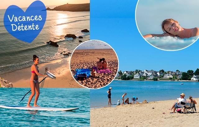 Vacances détente dans le Golfe du Morbihan