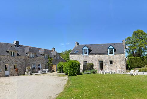 Gites de Mériadec Morbihan