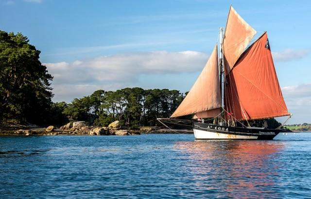 Navigation dans le Golfe du Morbihan