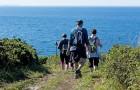 Randonnée au bord du Golfe du Morbihan