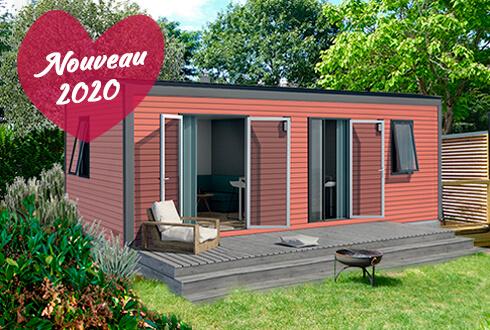 Nouveau cottage 2 chambres pour 4 personnes