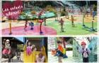 Les enfants adorent les vacances à Mané Guernehué
