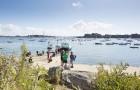 Le Passeur des Iles à Arzon © A. Lamoureux Golfe du Morbihan Vannes Tourisme