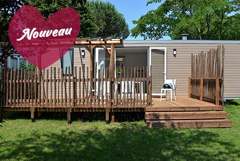 Nouveau cottage Cap West 6 personnes