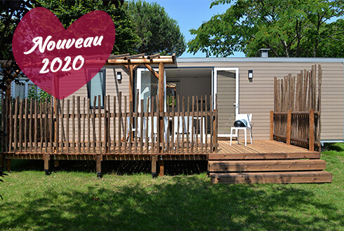 Cottage Cap West pour 6 personnes