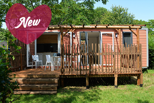 New Cap West area : cottage for 4 persons