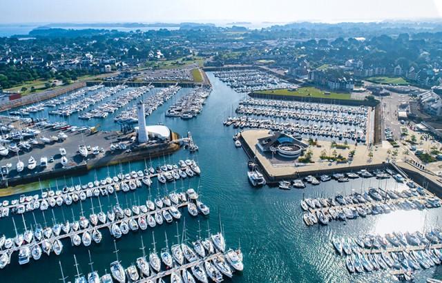 Le Port du Crouesty © Thibault Poriel