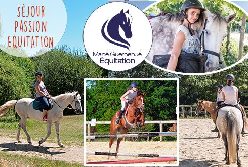 Séjour Passion équitation