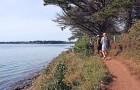 Randonnée le long des sentiers côtiers