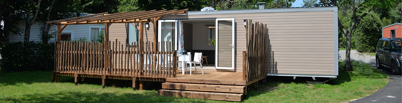 New Cap West area : cottage for 6/7 persons