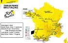 Tour de France à vélo 2021